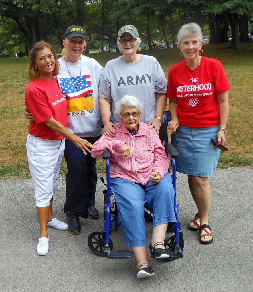 2018 veteran picnic group pic